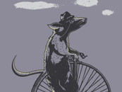 goldengallery wearing Cycling Rat by daletheskater