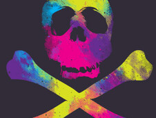 Skullaxy T-Shirt Design by