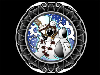 Steampunk Polar by spikeani