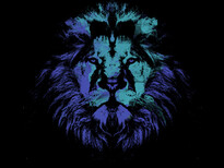 lion T-Shirt Design by