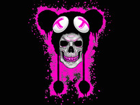 Dead Mouse womens T-Shirt Design by