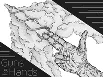 Guns for Hands T-Shirt Design by