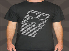 Binary Creeper T-Shirt Design by