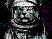 dzeri29 wearing Space Lion by blackplanet