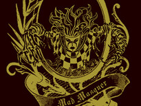 Mad Masquer T-Shirt Design by