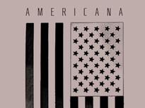 AMERICANA T-Shirt Design by