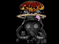 NUKE! T-Shirt Design by