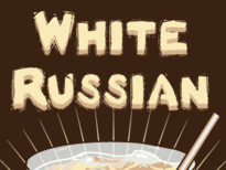 White Russian T-Shirt Design by