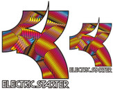 Electric Starter Logo Gradiation by Rating_Satu