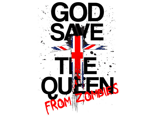 God Save The Queen From Zombies