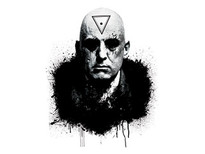 F*** MASONS - CROWLEY T-Shirt Design by