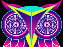 OwlArt T-Shirt Design by