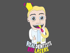 Real Dentists T-Shirt Design by
