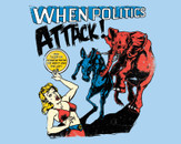 When Politics Attack! by polynothing