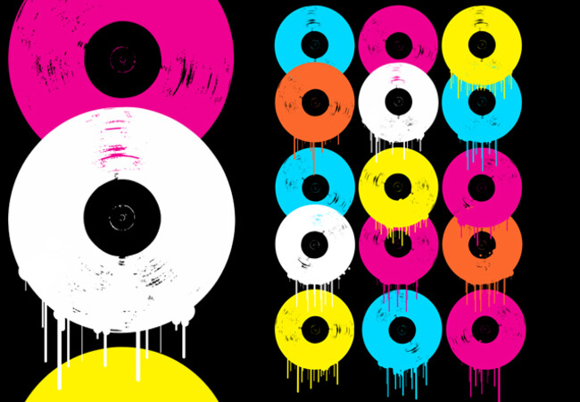 Colors and Records