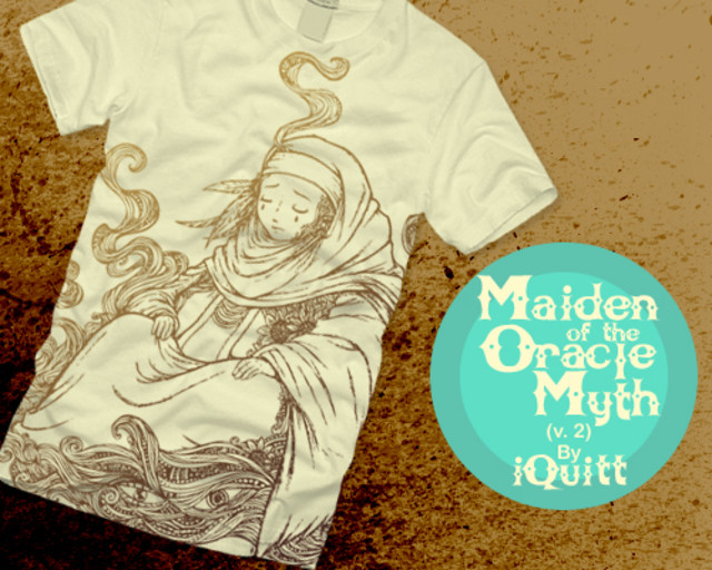 Maiden Of The Oracle Myth (V 2)