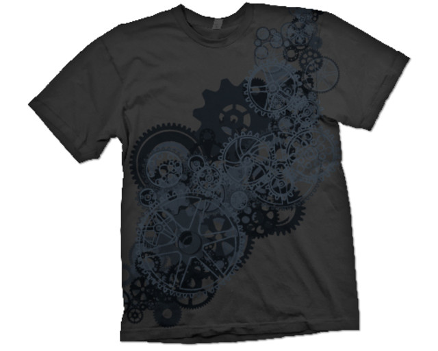 Gears of Gears Black
