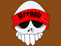 Arrgh T-Shirt Design by