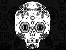 Day of the Dead T-Shirt Design by