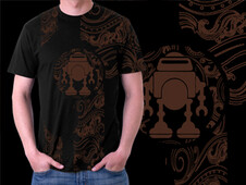 Retrorobot T-Shirt Design by