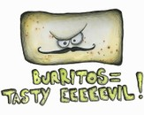 Evil Burritooooooo!!! by Drop-Dead-Fred