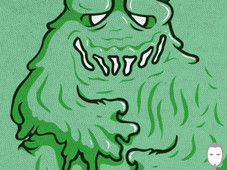Mr. Slimey T-Shirt Design by
