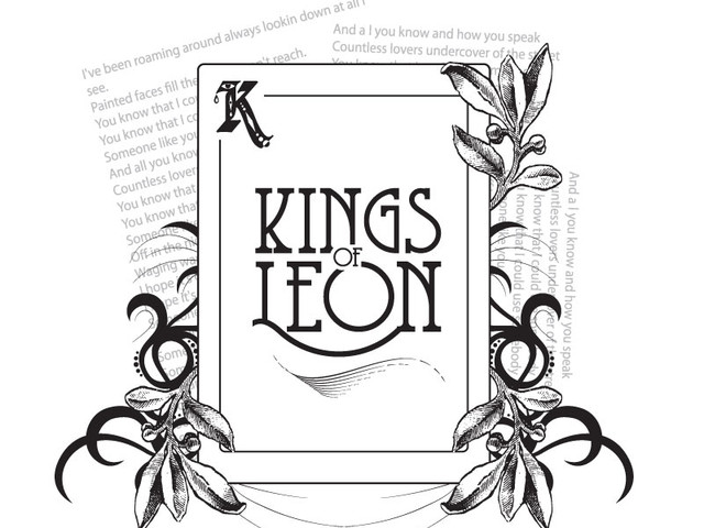 Kings of Leon Card