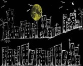 Urban City Night by C_O_L_I_E_8_8