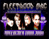 Fleetwood Mac Unleashed Tour 2009 by shaneedwardgrogg