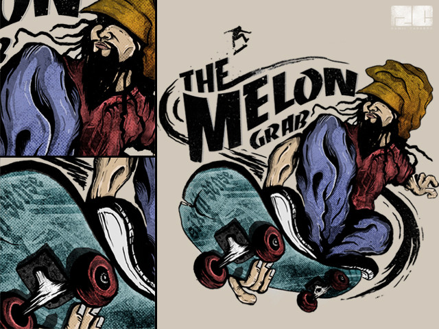 The Melon Grab