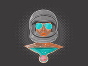 Lady Astronaut by Theliboy