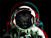 mephysto wearing In space no one can hear you roar. by mephysto