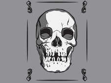 Skully T-Shirt Design by