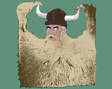 Viking Go ARG! by augie