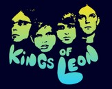 Kings Of Leon Retro by mtynan24