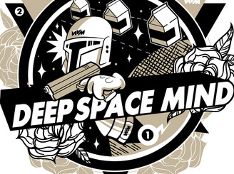Deep Space Mind by nvrmnd