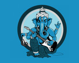 Ganesha rocks ! by Savousepate