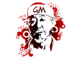 Kickin' It: Mr. Miyagi by mistagreen