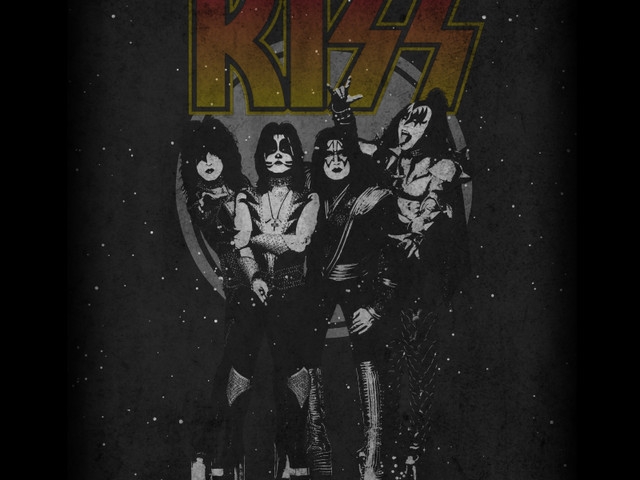 KISS Are Here!