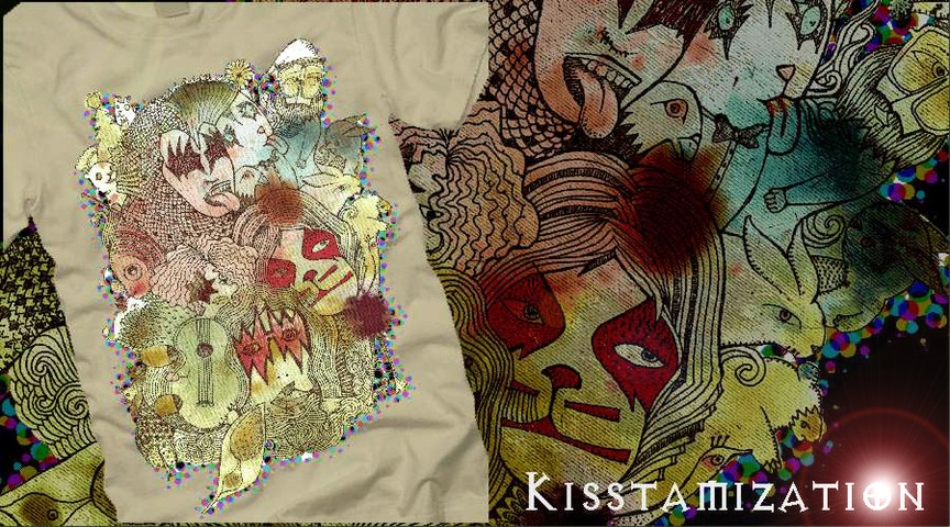 kisstamized