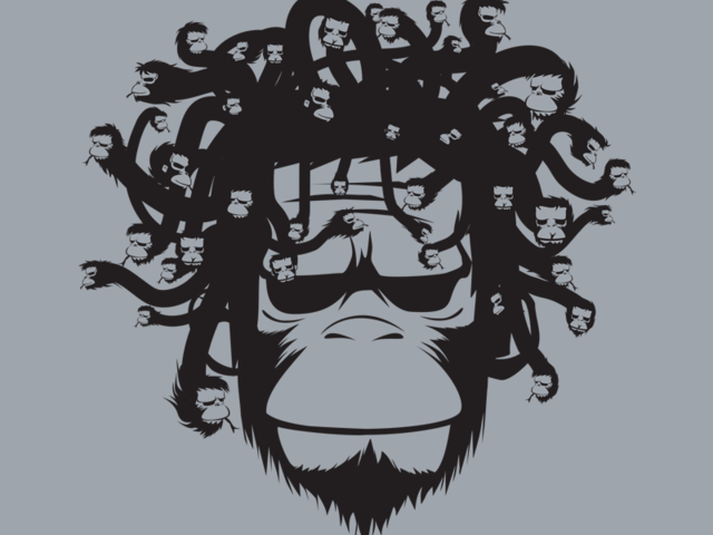 Medusa Monkey Version
