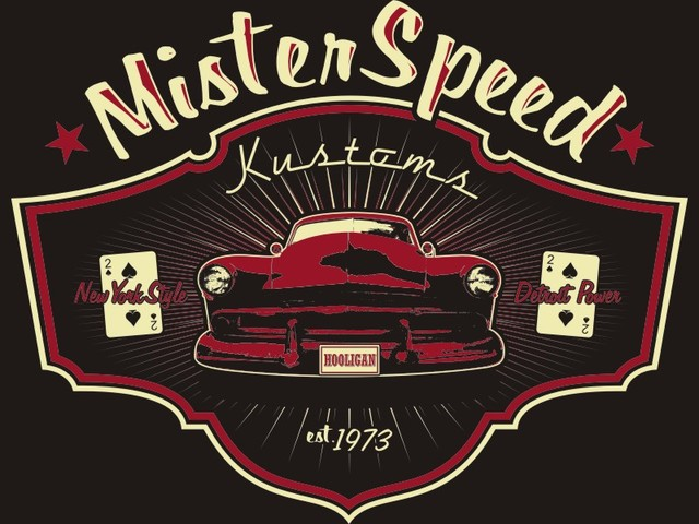 KISS: Mister Speed Kustoms