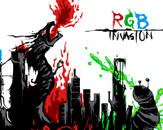 RGB invasion by flaminghost
