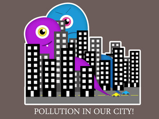 Pollution in our City by MattisGentle