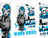 wpinatch and work hard  by ardzn