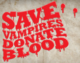 SAVE VAMPIRES by JUDAZ