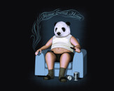 Home Sweet Home - Mr. Panda by kilfish