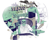 santo contra los zombies by stinkel
