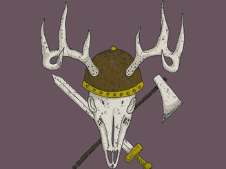 Venison Viking by mj00