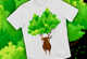 Raintree + Deer